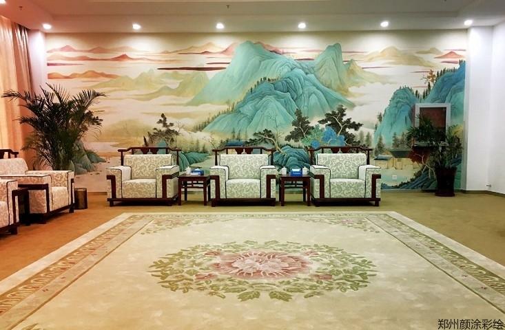 郑州墙绘公司哪家好,墙绘公司是怎么收费的