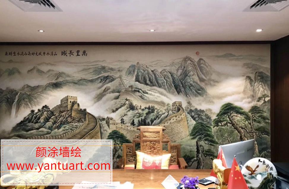 郑州金水区墙绘公司哪家专业,金水区墙绘工作室