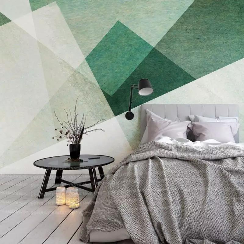 家里画什么墙绘比较好,8种适合在家里画的墙绘风格盘点