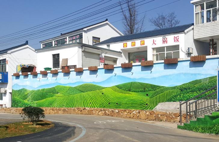 [美丽乡村]多彩大柳树村