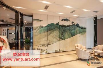 郑州正规墙绘公司(郑州有哪些好的彩绘墙绘公司)